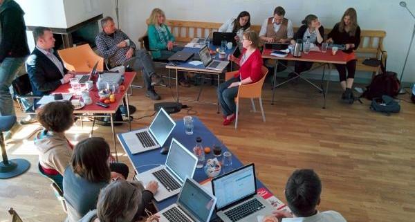 Workshop bei Kommunikationslotsen