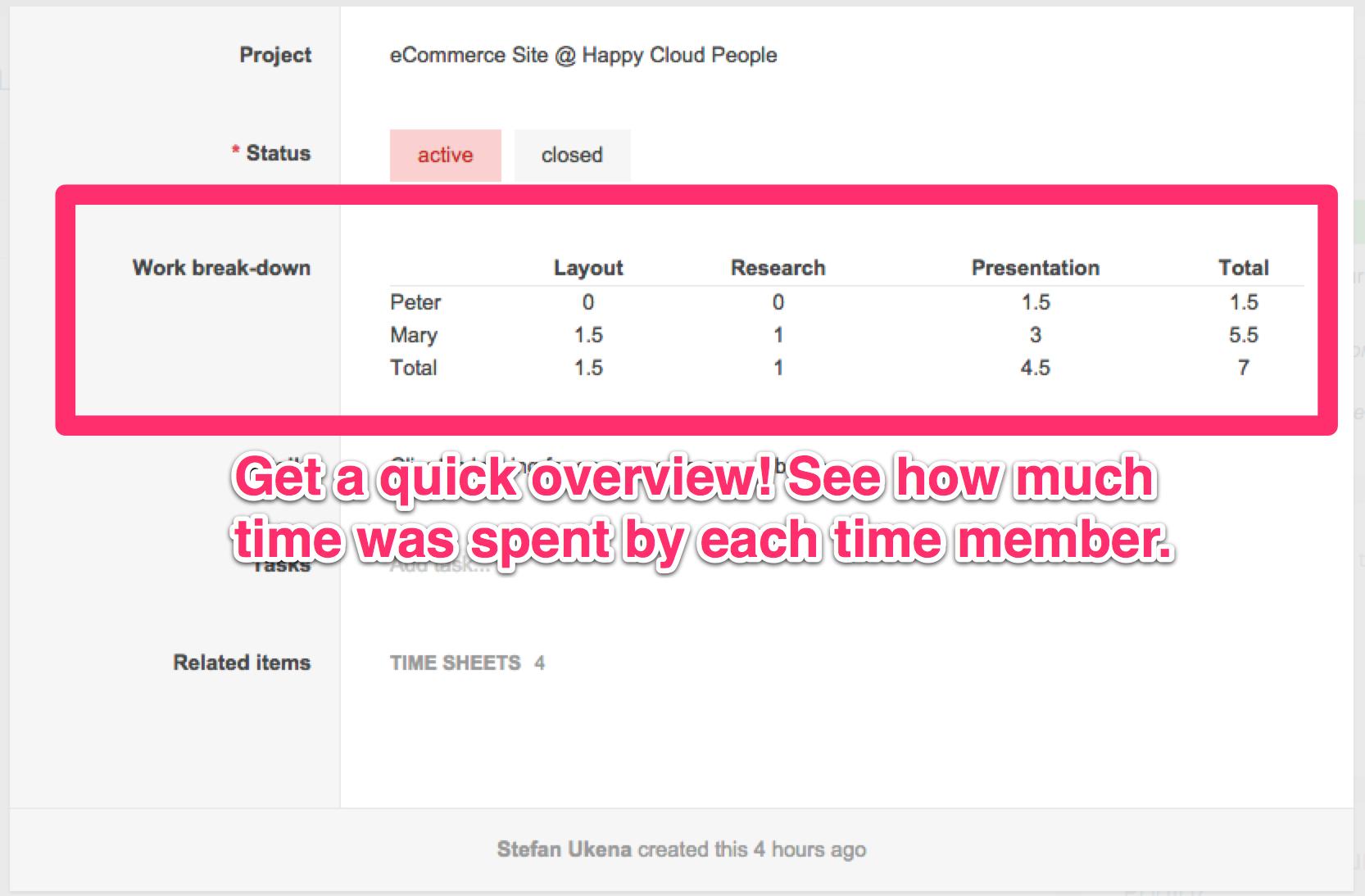 Podio - Projektmanagement Zeiterfassung App